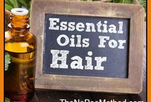 Essential oils and herbs / by Christine Kohlmeier