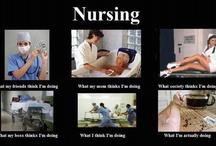 Nursing / by Maura Hooper