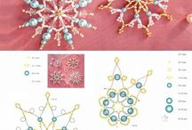 ornament beads pattern