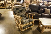 Recliners / We carry lots of recliners in a variety of fabrics.  Most of our recliners can be chosen with the same fabric as many of our sofas.  We carry Brazil and Simmons recliners, built to last, and made for comfort.