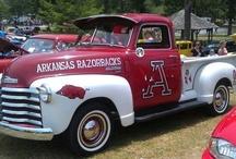 Arkansas RaZOrbAcK Country.... / by Karen Gould