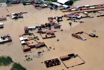 Floods in Bolivia 2014