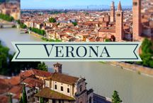 Discover | Verona / Discover the beautiful city of Verona, the city of LOVE, Romeo&Juliet's home.  http://theitalianwanderer.com/category/verona/