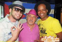 CRISTO a la CASA LATINA / CRISTO celui qui a imaginé et fait perdurer la CASA LATINA se met en scène avec ses amis les musiciens, avec ses collaborateurs et tous ceux qui se sentent bien à la CASA LATINA  !!!!