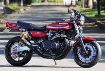 Kawasaki Z900 Custom