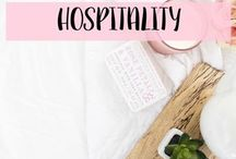 Hospitality & Gifts / Entertaining | Hospitality | Kindness to Others | Random Acts of Kindness | Faith and Hospitality