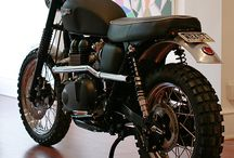 Motorcycle / Custom motorcycle
