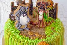 sušenkové dorty