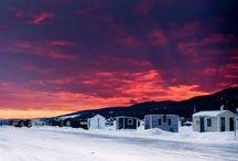Pêche blanche/Ice Fishing Saguenay-Lac-Saint-Jean