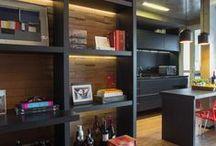 APARTAMENTOS Até 60m2 / Projetos de apartamentos até 60m2 projetados pela arquiteta Karen Pisacane