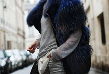 fashion - winter / inspirations for winter