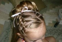 Lányka frizurák