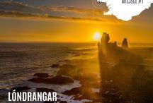 Islandia - 1001 niesamowitych miejsc / Cała Islandia intensywnie dymi, kipi, bulgocze, rozpryskuje się i zachwyca ♥
