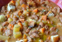 Zuppe che bontà! / Ricette di montagna....