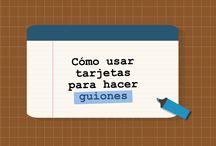 Herramientas para el guionista / Podcast sobre herramientas para guionistas de Guiones y guionistas, el podcast de David Esteban Cubero.