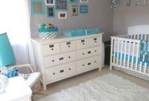 Idées déco; chambre de bébé