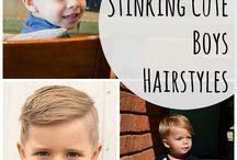 boys hair cuts.