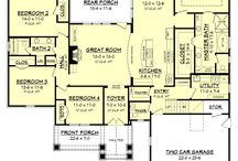 Home designs/floorplans