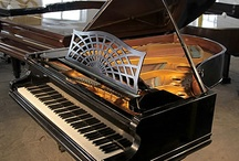 1910 - 1920 Piano Case Styles / Piano Case Styles from 1910 - 1920 at Besbrode Pianos.