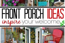 Front Porch DYI