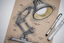 thumnail drawings