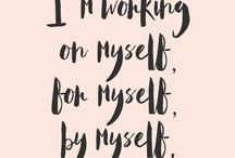 I'm working on.....