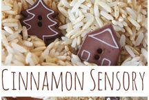 christmas sensory