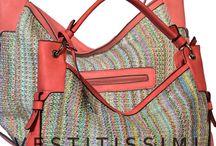 Borsa Donna A Mano Borsetta da Spalla Bauletto Shopping Bag Tela Tasche B-Br10