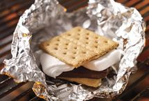 S'more S'mores Please!! / We LOVE s'mores!!! / by JET-PUFFED Marshmallows
