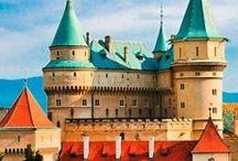 Hrady a zámky,chrámy a katedrály