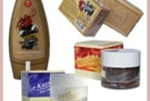 Kosmetyki naturalne / Ekskluzywne kosmetyki naturalne z glinką wulkaniczną, stworzone z myślą o szczególnie wymagających klientach