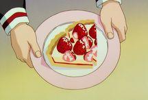 ❤Anime Food!❤ / Wow!