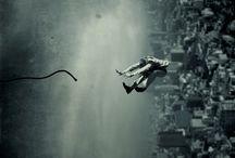 falling / by Josh Draper