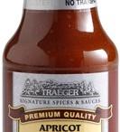 Traeger's BBQ sauce&Seasonings / by Traeger Grills
