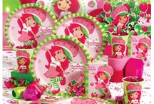 Strawberry Shortcake Birthday Party Ideas / Ideas and inspiration for the berry best birthday party ever! / by Strawberry Shortcake