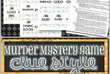 PARTY - MYSTERY GAME