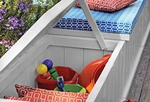 Patio for kids