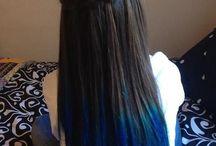 Luna ønske hår