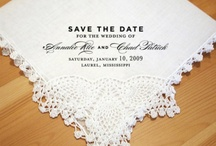 Save the date / Ideias bacanas de Save the Date <3
