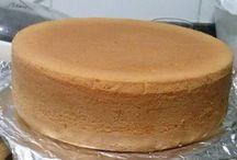 massa de bolo