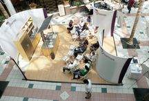 Mall Programs / Learn the Challenges in Designing a Mobile Experience that can Fit into a Mall and Comply to Commercial Regulations and Visual Merchandise Standards.