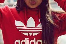 Adidas / by Courtney Henderson