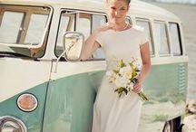 Bruiloft vervoer