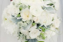 Classic Country White Wedding
