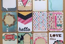 Project Life Cards / by Jacqueline Chimes