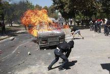 Chili: Grève étudiante / by Grève 2012