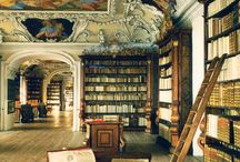 Great Libraries / Personal libraries that entice you to sit down and read