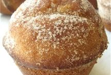Muffin Top / All types of muffins to eat. / by Lori Charlton