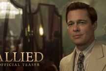 Allied / Brad Pitt and Marion Cotillard star in Allied. Coming to theatres November 23rd.