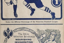AFL Record - 100 Years / In 2012 the mighty AFL Record turns 100! Here's some of the best covers / by AFL